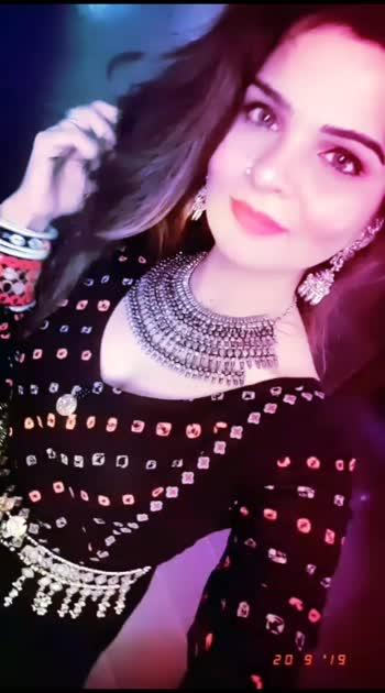 #navratri #navratricollection #outfitoftheday #jewellerylove #ethnic-wear #navratrijewelry