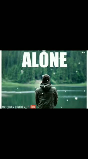 #alonequotes