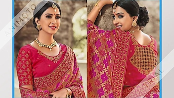 Mirraw presents the best & latest designer sarees with numerous designs and patterns at reasonable prices. Visit us now @ https://www.mirraw.com/store/sarees   #saree #indiansaree #designersaree #roposo #roposostar