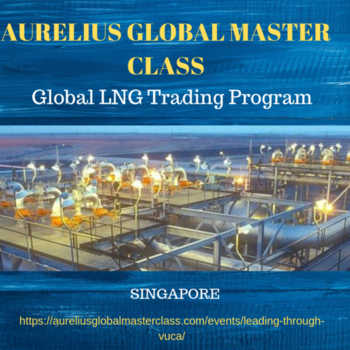 LNG Trading Masterclass in Asia  Aurelius Global Masterclass LNG Trading in house training is providing the best in house Gas Trading Should Attend This LNG Trading Masterclass.Global LNG Market Developments Mechanics of shipping and operations Mechanics of LNG trading masterclass in Asia. venue  Singapore, https://aureliusglobalmasterclass.com/events/lng-trading-hedging-including-simulated-trading/