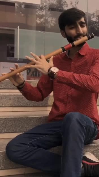 Raabta, bansuri cover! Special thanks to Punam Flutes for the Bansuri!    #flute #flutist #bollywood #bansuri #raabta #arijitsingh #agentvinod #saifalikhan #cover #somg #music #peace #krishna #krishnasolanki