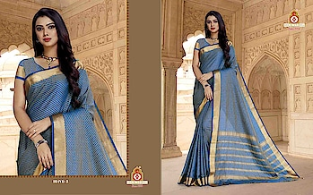 SILK INDIA PRESENTED IRSAVA COLLECTION  #designersaree #onlineshopping #ethnicwear #simplewear #officewear #bluesaree #goldenborder #indianwear to know more details please whats app on 9820936178