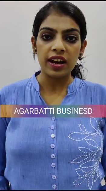 AGARBATTI BUSINESS #business  #trendingvideo