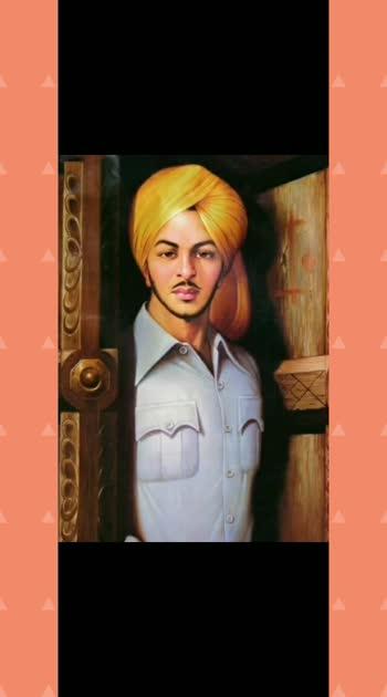 me fan bhagat sing da #bhagatsingh  #deshbhakt