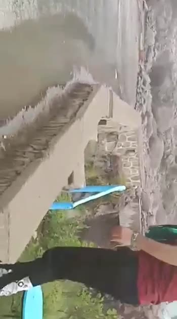stones flowing