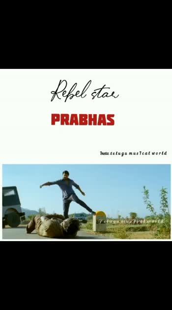 #prabhasfans...