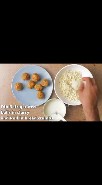 Crispy Crispy Veg Lollipops part 2