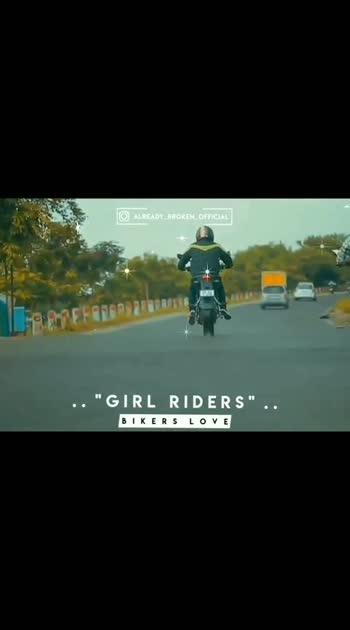 girl rider rider...