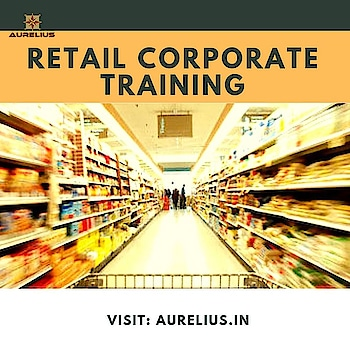 Retail classroom Training, Aurelius corporate solutions provides Retail corporate training that has an international-standard curriculum and are delivered in every time zone. These Retail corporate training can be provided via Retail classroom training, Retail live instructor led, Retail online training, Retail in house training or customized Retail corporate training. Visit: https://aurelius.in/retail/