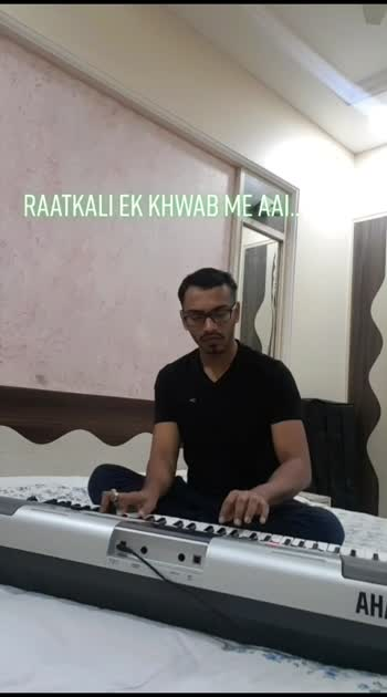 #music #raatkaliekkhwabmeaayi
