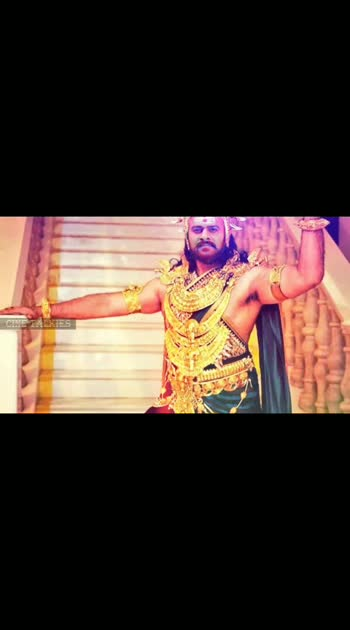 RAMAYANA FIRST OUTLOOK TEASER PRABHAS ROCKING