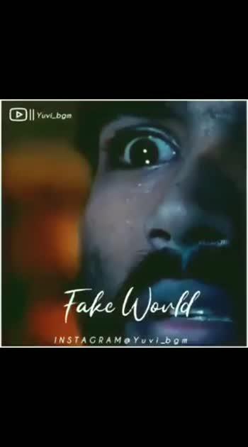 #fakeworld#trendings#newone#recent trendings