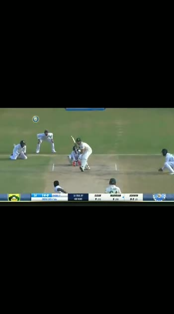 Ashwin gets breakthrough