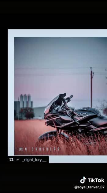 #pulsarrs200 #bikestatus