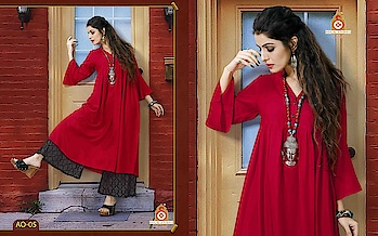 SILK INDIA PRESENTED AROHI KURTIS  #designerkurti #ethnicwear #onlineshopping #indianwear #officewear #festivewear #simplewear #redkurti #womenswear to know more details please whats app on 9820936178