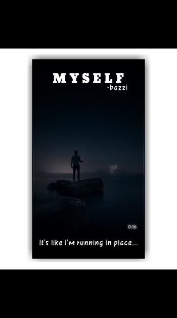 myself #myself #englishsong #albumsong #myself  #losingmymind