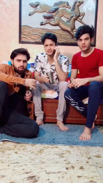 Kafi din se video viral nhi hua..ye krdo 👏🏻#viral #funny #comedy #risingstar #roposostar #supportme #viralvideo