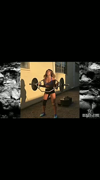 Crossfit #motivationalvideo . Heba Al