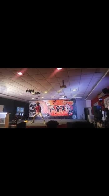 Maari 👊 #dancechoreography #roposo