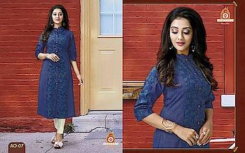 SILK INDIA PRESENTED AROHI KURTIS  #designerkurti #ethnicwear #indianwear #onlineshopping #simplewear #officewear #festivewear #bluekurti to know more details please whats app on 9820936178
