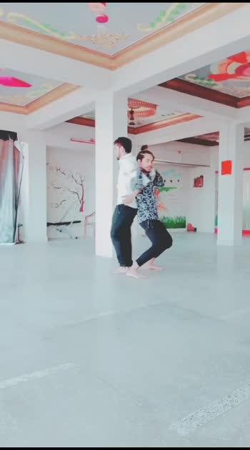 Kyu khadi khadi #dance #danceindia #power