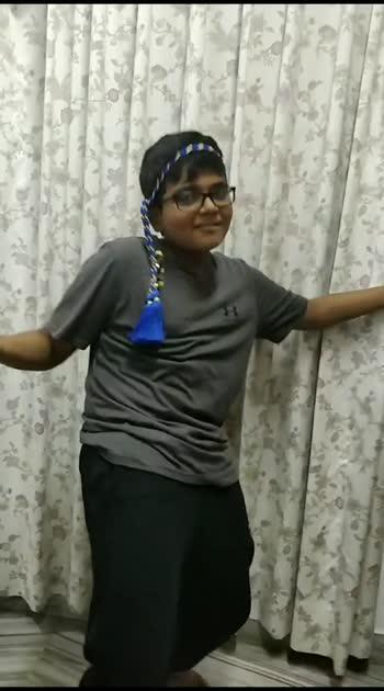 dancing with _____ #tamildancer