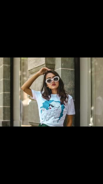 Sunglasses on, rock on🕶  Wearing this casual t-shirt from @zara and sunglasses from @veromodaindia . . . 📷- @vasu__vd . . . #fashionblogger #fashioninfluencer #lifestyleblogger #travelblogger #mumbaiblogger #suratblogger #fashionista #fashioninspo #streetstyle #fashiongram #postoftheday #instamood #instagood #summerlook #riyalekhadiya