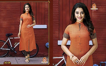 SILK INDIA PRESENTED AROHI KURTIS  #designerkurtis #ethnicwear #onlineshoppin #womenswear #orangekurti #simplewear #officewear #festivewear #factionwear to know more details please whats app on 9820936178