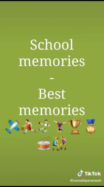 school moment is best moment
