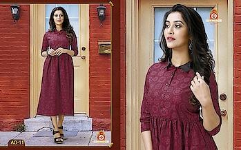 SILK INDIA PRESENTED AROHI KURTIS  #designerkurtis #ethnicwear #simplewear #officewear #indianwear #onlineshopping #stylishkurtis #marooncolour #printedkurti to know more details please whats app on 9820936178