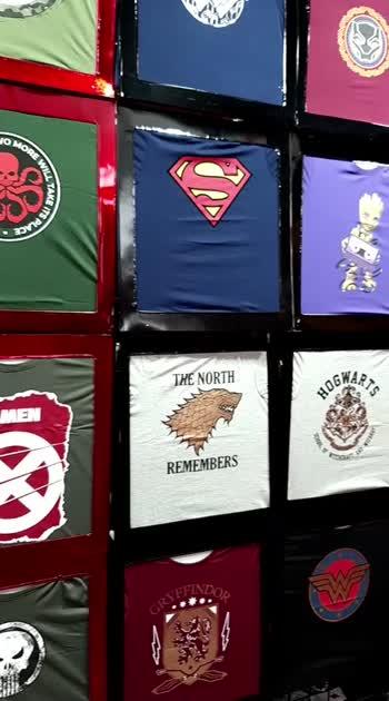 #tees  #tshirts #tshirtstyle  #comic #con #2019  #hyderabad #telangana