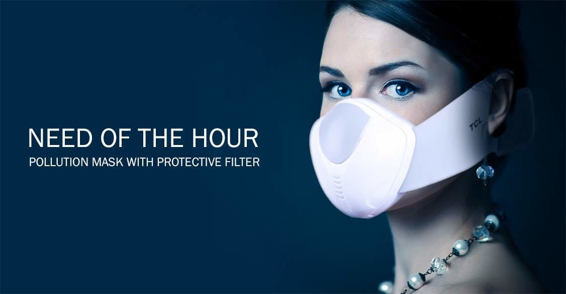 TCL Electric Smart Anti Pollution Mask -Smoke Odor Ventilation Mask- Air Purification mask with 3m Four Layer Filter- Up to 99.99% Purification Price : 1,390  https://amzn.to/2jXW2Mj  #pollutionmask #facemask #dustmask #fabricfacemask #surgicalmask #medicalfacemask #breathingmask #germmask #allergymask #spoonie #cottonfacemask #clothfacemask #chemomask #ravemask #flannelfacemask #airpollution #whereismyair #masks #n #breathepurestayhealthy #pollution #cityliving #citylife #respirator #urban #urbanliving #freshair #cleanairclub #cleanairnow #bhfyp