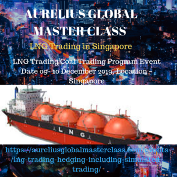 LNG Trading in Singapore Aurelius Global Masterclass global LNG Market Developments Mechanics of shipping and operations Mechanics of trading LNG Trading Opportunities LNG Trading in Singapore. LNG Trading in house training, LNG Trading in Asia, LNG Trading Training, LNG Trading Masterclass, LNG Trading https://aureliusglobalmasterclass.com/events/lng-trading-hedging-including-simulated-trading/