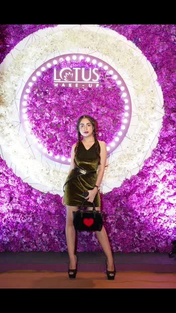 Yesterday at #indiafashionweek @fdciofficial 💕 Also experiencing the latest collection from  @lotus_herbals ♥️ #lmifwss20 #lmifw #bethebuzz #myfashionmytribe  . Wearing @luluandskyofficial  Accessorise @lovemoschinoindia  .. @ebixcash @technogym  #pepsixhuemn  #fashionshow #sustainablefashion #rampwalk #indiafashionweek2020 #getvoguehere #saloniahuja #indiafashionblogger #delhifashionblogger