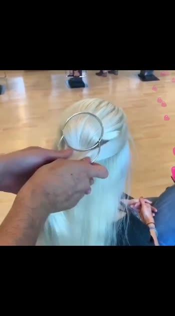 #cute #hair-style #hairdo