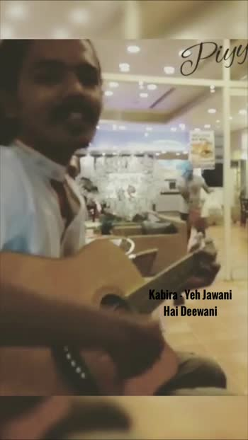 Kabira - Yeh  Jawani Hai Deewani   #piyushghadse #piyushghadsecovers #arijitsingh #yjhd #yehjawanihaideewani #musicislove  #acousticcover #music #unplugged #risingstar #roposo #roposostar #singer #performer #star #singingstar #spreadlove