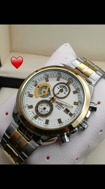 Edifice Casio all wrkng Good quality Best price 1700/- Lm