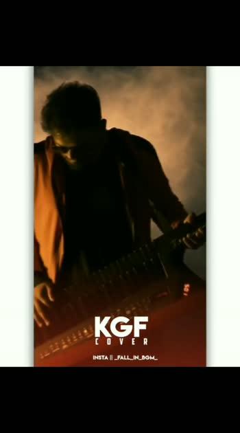 #kgf #kgf cover #kgf bgm