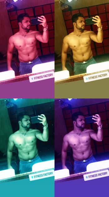 Gym Love ❤️ #gym #gymlovers #gymlife #gymvideo #abhijeetganguli #gymmotivation #motivation #gymfreak #gymworkout #gymtime #roposostar #roposostars #roposo-morning