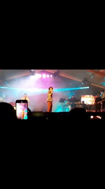 Sanjith Hegde live in concert