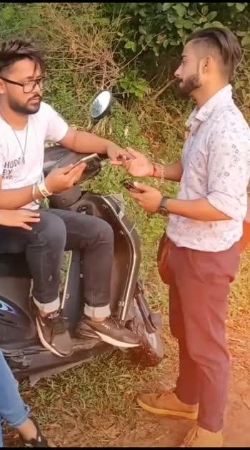soch samjh ke dena phone #gfbf #funnyvideo #pranksinindia #prankcall #pranks #comedyvideo #funnyvideoinhindi #trendingnowonroposo #risingstaronroposo #jokeskabaap