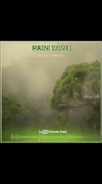 🌧🌩🌧#ropose #rainlove #lovebgm