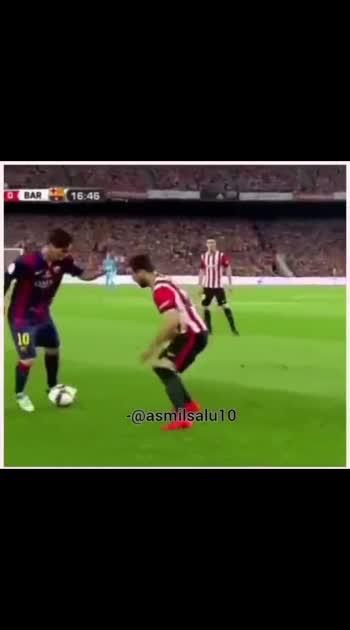 Messi veraaa levelaaa m10