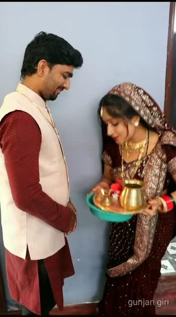 करवाचौथ का एक दिन Vs बाकी 364 दिन पती कि अलग पुजा..#karwachauth #karwachauth2019