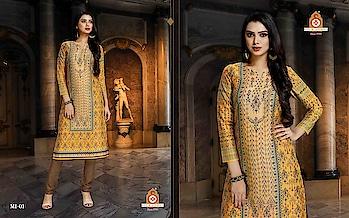 SILK INDIA PRESENTED MISHKA COLLECTION  #designerkurti #ethnicwear #indianwear #simplewear #officewear #festivewear #factionwear #printedkurti #musturdcolour to know more details please whats app on 9820936178