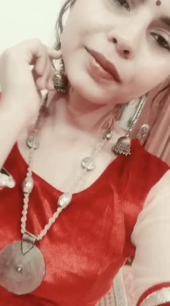 #karwachauth  . . . . . . . . #lookoftheday  #festiveseason  #roposochannels  #dramebaaz  #featurethisvideo