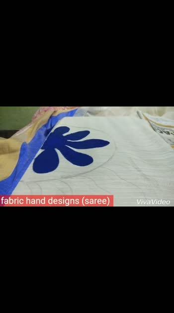 #designersaree #handworking