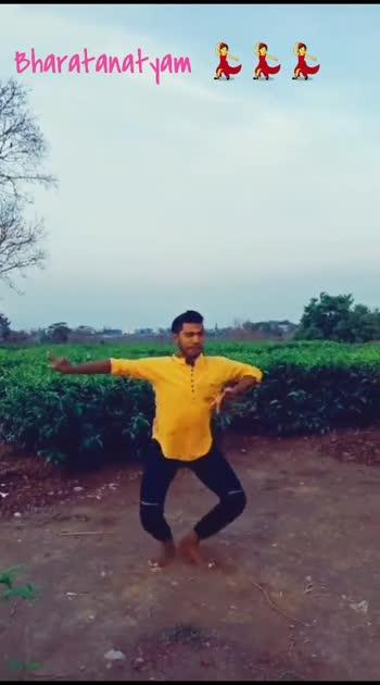 Bharatanatyam dance 💃💃💃🤘💃😊