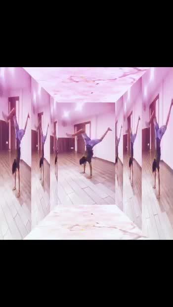 # handstand.....#Dancer