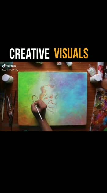creative visuals